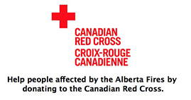 Red Cross, Alberta Fire Relief